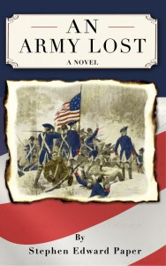 An Army Lost by Stephen Edward Paper